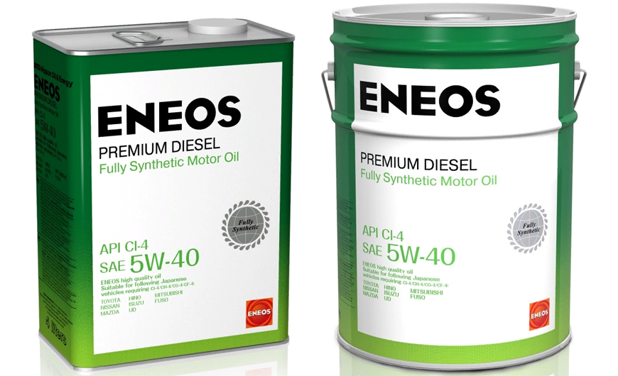 ENEOS Premium Diesel 5W-40