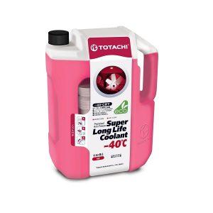 Охлаждающая жидкость TOTACHI SUPER LLC RED -40C 4л.