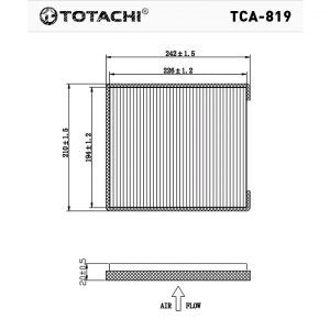 TOTACHI TCA-819